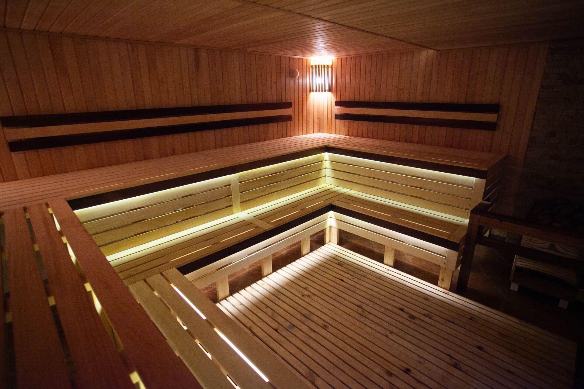 сухая парная финская баня хмельницкий
