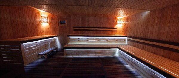 на фото российские бани в хмельницком спа центре Термы
