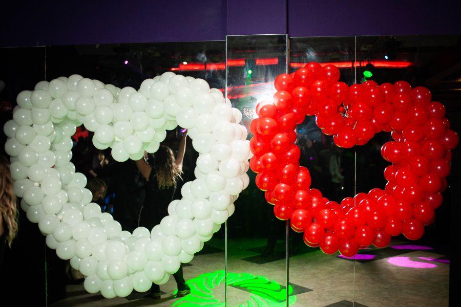 Фото-звіт вечірки «VALENTINE DAY 2020» у Роза Бар