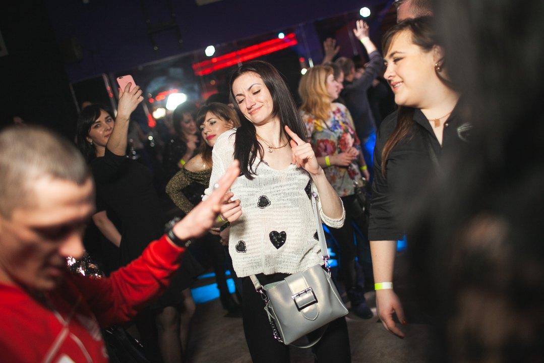 Фото📷звіт «8 БЕРЕЗНЯ 2020» у нічному клубі Хмельницького Роза Бар