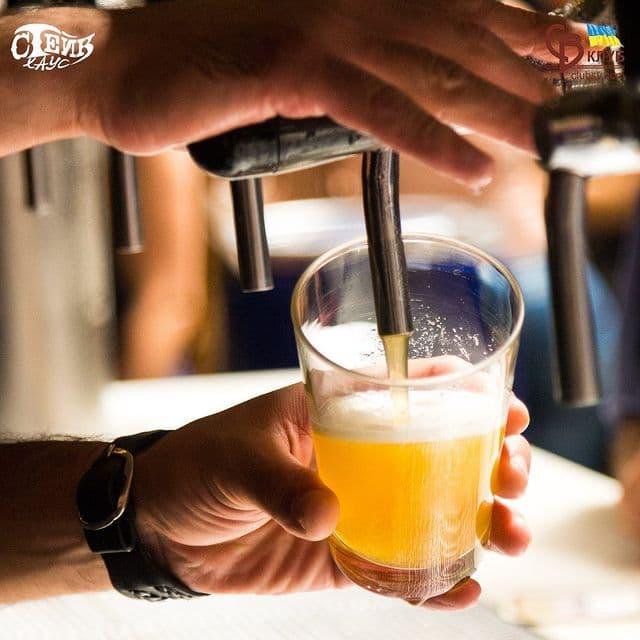 День Пива буде ваш! Запрошуємо на свято хмілю та настрою у ресторан Хмельницького